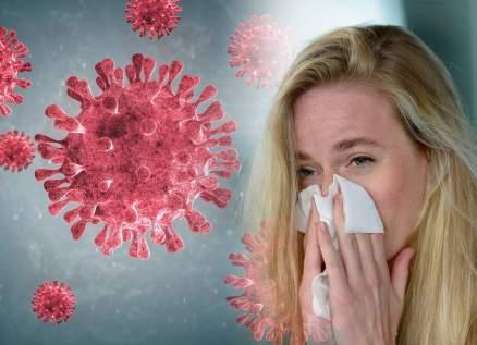 كيف يمكنك التمييز بين اصابتك بفيروس كورونا والانفلونزا العادية؟