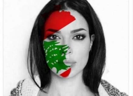 علم لبنان اتشح بالسواد..على أمل أن يعود يوماً علم الفرح والفن والثقافة والجمال