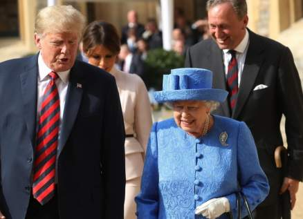 لماذا رُفض طلب ترامب النوم في قصر باكنغهام الملكي؟