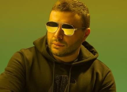 """رامي صبري يخص العشاق في عيد الحب بـ""""عيونه لما قابلوني""""-بالفيديو"""