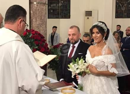 الزميلة ماري تريز مارون وزوجها رودريغ خويري يرزقان بطفلتهما الأولى