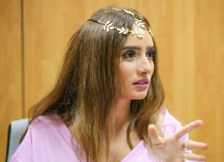 إصابة شقيقة الممثلة زينة