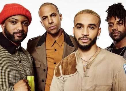 فرقة JLS تعود من جديد بعد سبع سنوات من الانفصال