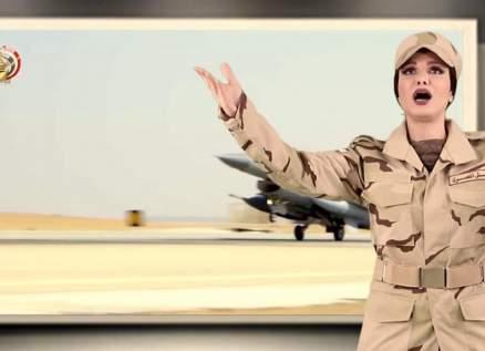 """بالفيديو- رحمة تحتفل بعيد الثورة وتطرح كليب """"انتباه يا مصري"""""""