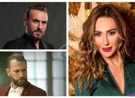 ورد الخال وباسم مغنية ونيكولا معوض يثبتون نجومية الممثل اللبناني في الخارج