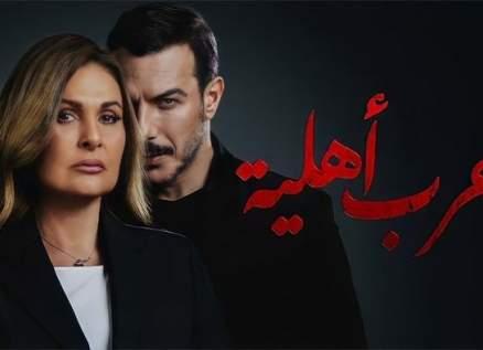 """وفاة طليق يسرا بعد إكتشافه خيانة سينتيا خليفة له مع باسل خياط في """"حرب أهلية"""""""