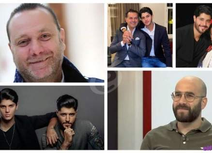 بسام أبو زيد وجاد غصن وإبنا راغب علامة طاقات يخسرها لبنان.. إلى متى؟