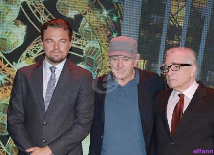 مارتن سكورسيزي يجمع ليوناردو دي كابريو وروبرت دي نيرو في هذا الفيلم