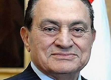 """محمد حسني مبارك ممثل في """"وداع في الفجر"""""""