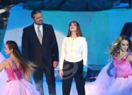 الأخوان فريد وماهر الصباغ يحتفلان بمؤية لبنان الكبير بصوت يوسف الخال وكارين رميا- بالفيديو