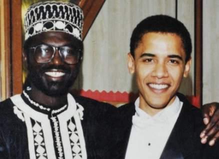 الأخ غير الشقيق لـ باراك أوباما يصفه بأسوء الكلمات وماذا كشف عنه؟