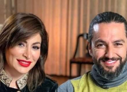 رومانسية ديما بياعة وزوجها في حفل شيرين عبد الوهاب تشعل السوشال ميديا-بالفيديو