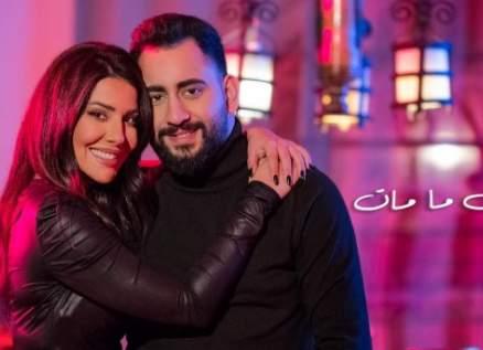 """غنوة محمود وشقيقها سعيد محمود يطلقان ديو """"اللي خلف ما مات"""" -بالفيديو"""