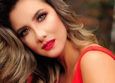 ملكة جمال كولومبيا تخضع لعملية بتر رجلها وهذا ما حصل معها -بالصور
