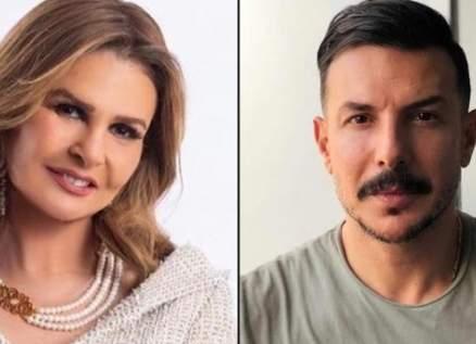 """باسل خياط بطل مسلسل """"حرب أهلية"""" الى جانب يسرا"""