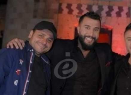 """خاص بالصور- ربيع الأسمر وسومر صالح وصفوان نعمو يحضرون لإطلاق أوبريت """"صوت البلد"""""""