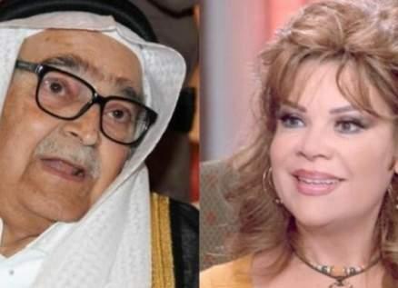صفاء أبو السعود لم تحضر جنازة زوجها صالح كامل لهذا السبب