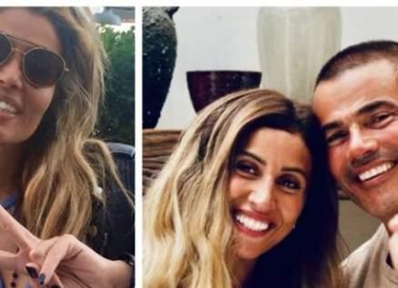 بعد إعلان عمرو دياب علاقته بـ دينا الشربيني على الملأ..زينة عاشور تثير الجدل حول علاقتها بهذا النجم-بالفيديو