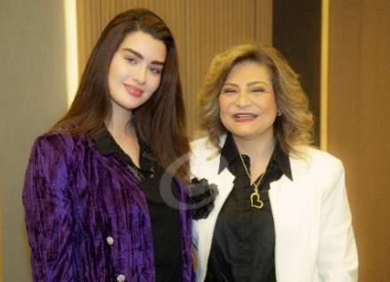 خاص وبالفيديو - روان بن حسين تتكلم عن علاقتها بوالديها وهكذا ستتعامل مع ابنتها عندما يصبح لديها حبيب