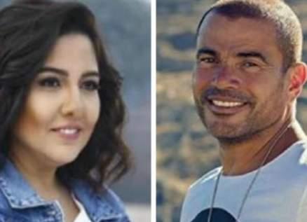 "مي كساب تعاتب عمرو دياب بسبب أغنيته الجديدة ""يا بلدنا يا حلوة"" لهذا السبب"