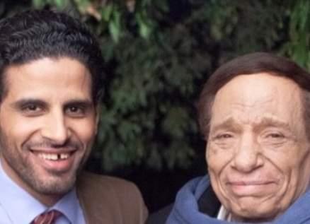 """حمدي الميرغني يوجه رسالة لـ عادل إمام بعد إنتهاء تصوير """"فالنتينو"""""""