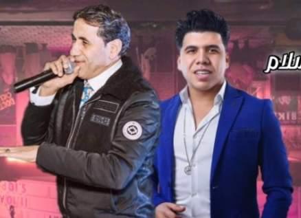 """بعد يومين على طرحه.. كليب """"يا سلام"""" لـ عمر كمال وأحمد شيبة يتصدر"""