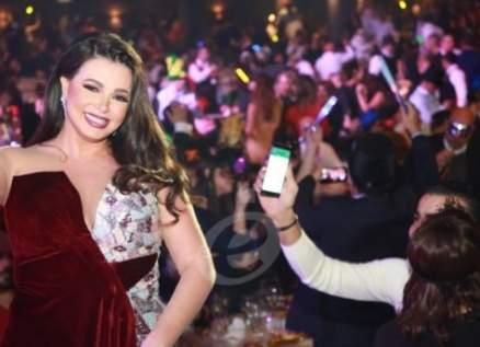 """خاص وبالفيديو- هذا ما قالته نانسي نصر الله عن """"ذا فويس"""" وهكذا ردت على مروان الشامي"""