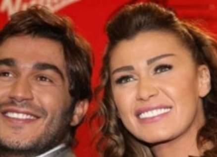 نادين الراسي وشقيقها جورج الراسي يثيران الجدل بسبب حفل خاص-بالفيديو