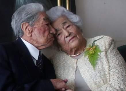 """وفاة خوليو تنهي قصة أكبر زوجين في """"غينيس"""""""