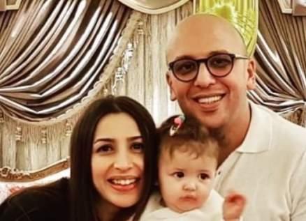 جنات تعلن حملها بطفلها الثاني-بالصورة