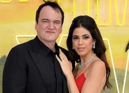 كوينتن تارانتينو ودانييلا بيك يرزقان بمولودهما الأول