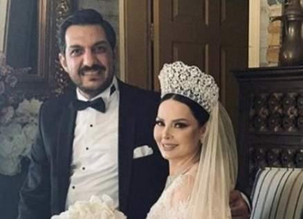 ديانا كرزون تشارك الجمهور أجواء شهر العسل مع زوجها معاذ العمري-بالصور