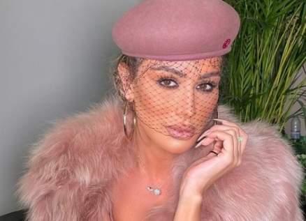 رد غير متوقع من مايا دياب على موديل تقارن نفسها بها