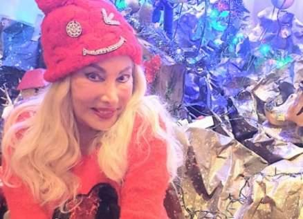 """بالفيديو- جاكلين فاجأت محبيها ليلة عيد الميلاد وأطلقت أغنيتها الجديدة """"لحلو بالأعياد"""""""