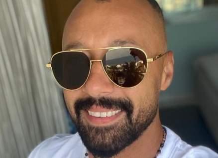 """أحمد فهمي يكشف إسم شخصيته في """"أسود فاتح""""-بالفيديو"""