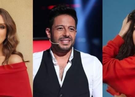 """خاص وبالفيديو- روبي تنافس محمد حماقي وأنغام بهجوم قوي في أغنية """"حتة تانية"""""""