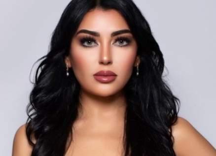 ملكة جمال إيران ليلي أحمد علي تطلق حملة لمكافحة الفيروسات