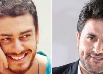 """سعد لمجرد يغني لـ ملحم زين """"غيبي يا شمس"""" والأخير يعلّق-بالفيديو"""