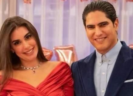 ياسمين صبري إختارت فستاناً أحمر في عيد ميلادها وإليكم سعره -بالصور