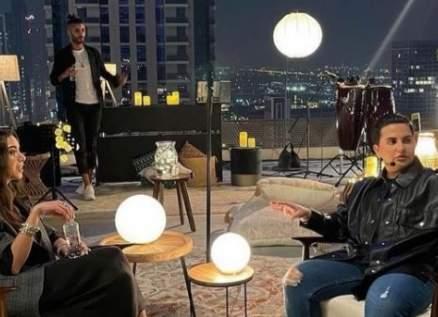 """الحماس عنوان """"غني عالعالي"""" مع عبد الفتاح الجريني وحلا الترك وشما حمدان"""