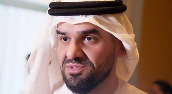 """حسين الجسمي يطلق أغنية """"تصدق كذبة إبريل"""" .. بالفيديو"""
