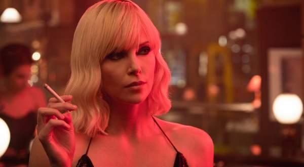 فيديو يكشف ملامح تشارليز ثيرون في Atomic Blonde