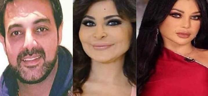 """موجز """"الفن"""": هيفا وهبي تكشف أسباب إعتزال إليسا.. وإبن محمود ياسين يفجر غضبه"""