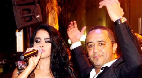 """ليال عبود تطلق الإعلان الرسمي لكليب """"الديو"""" مع علي الديك..بالفيديو"""