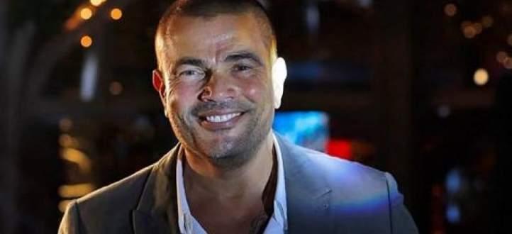 """عمرو دياب يشوّق الجمهور لـ """"عم الطبيب"""""""