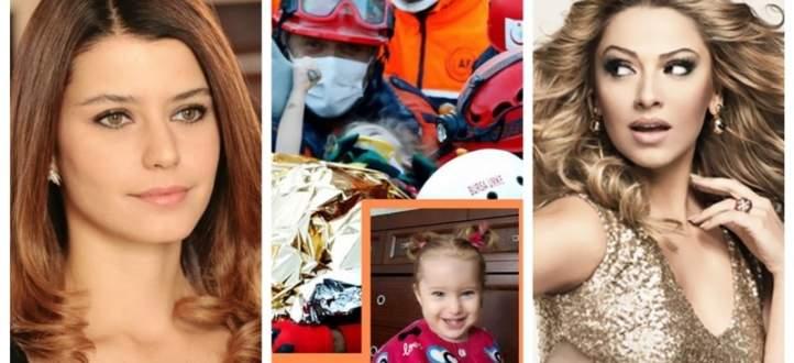 طفلة زلزال إزمير المعجزة..بقيت 65 ساعة تحت الأنقاض وهكذا علّقت هاديسا وبيرين سات وغيرهما-بالفيديو