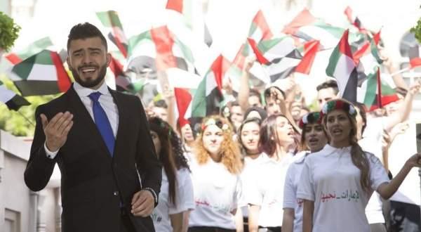 نجوم العراق يحتفلون باليوم الوطني للإمارات.. بالفيديو