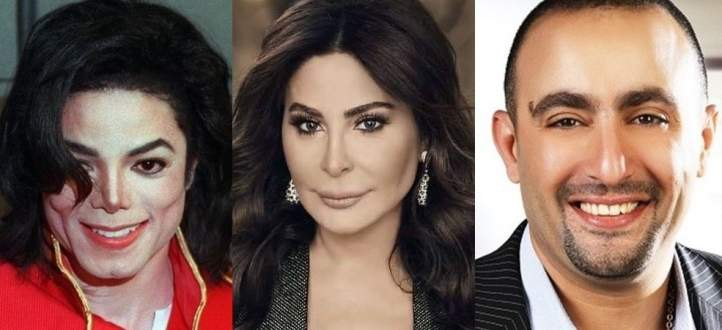 موجز الفن: أحمد السقا يرتدي النقاب .. إليسا تدعم وسام حنا وهذا شبيه مايكل جاكسون
