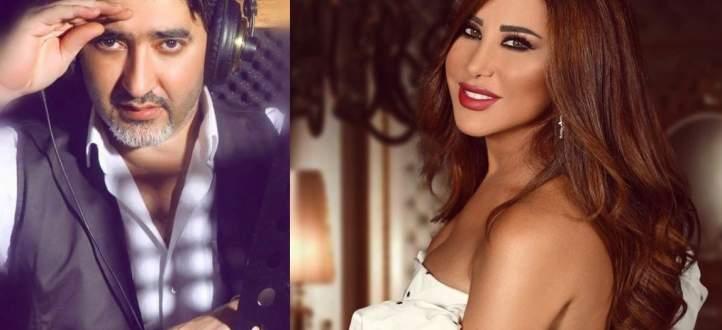 خاص بالفيديو- صبحي محمد يطلق مبادرة الصلح مع نجوى كرم ويخبئ لها مفاجأة