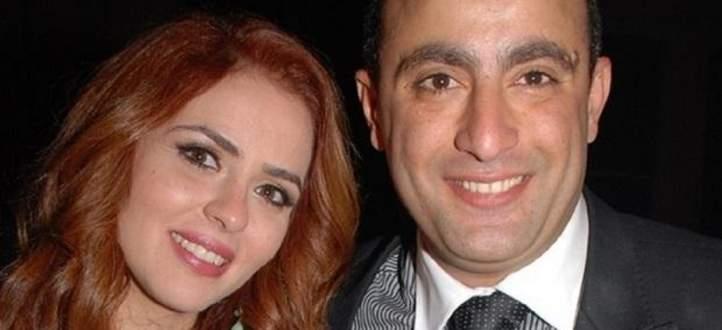 خاص وبالفيديو- هل وقع الخلاف بين أحمد السقا وزوجته؟